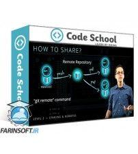 آموزش Code School Git Real