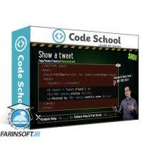 دانلود آموزش Code School Rails for Zombies Redux