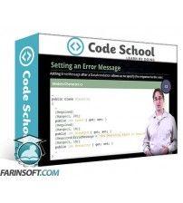 آموزش Code School Forging Ahead With ASP.NET Core