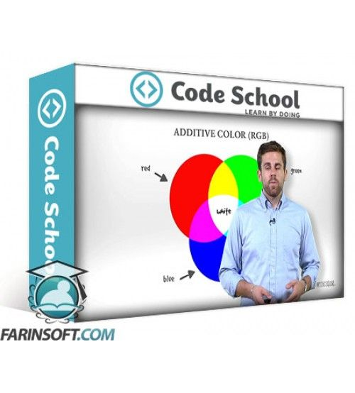 آموزش Code School Fundamentals of Design