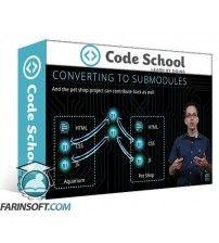 دانلود آموزش Code School Git Real 2