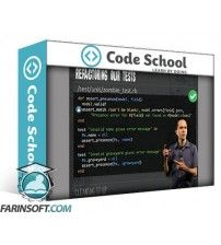 دانلود آموزش Code School Rails Testing for Zombies