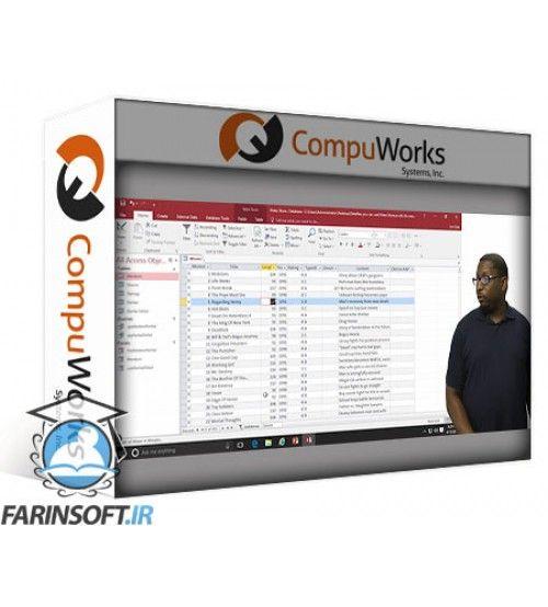 آموزش CompuWorks Access 2016 Introduction