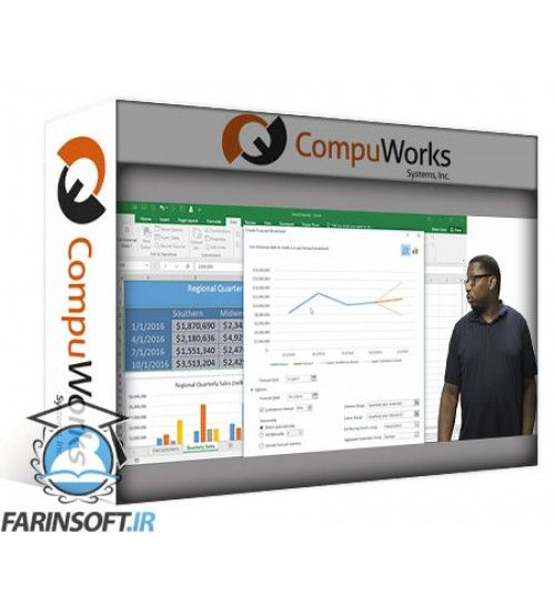 آموزش CompuWorks Office 2016 New Features