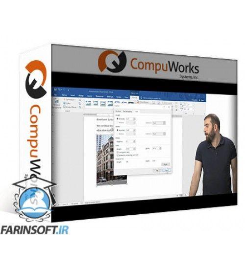 آموزش CompuWorks Word 2016 Introduction