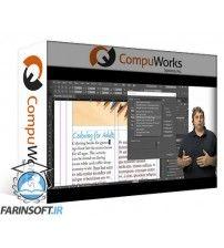 آموزش CompuWorks Adobe InDesign CC Advanced
