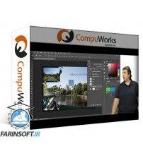 آموزش CompuWorks Adobe Photoshop CC Introduction