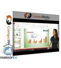 آموزش CompuWorks PowerPoint 2013 Advanced Introduction