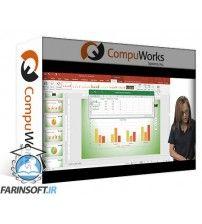 آموزش CompuWorks Powerpoint 2016 Beginner