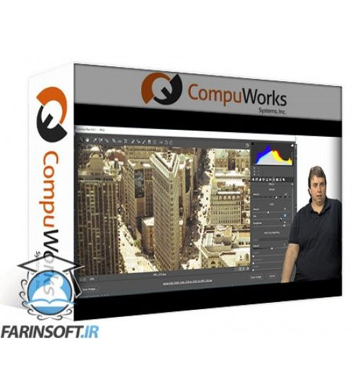 آموزش CompuWorks Adobe Photoshop CC Advanced for Photographers