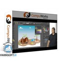 آموزش CompuWorks Intellezy Adobe Illustrator CC Advanced