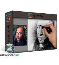 آموزش Gumroad Proko - Portrait Drawing Fundamentals Course