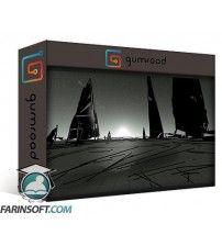 آموزش Gumroad How to create a panoramic 360 painting Vol.I by Jama Jurabaev