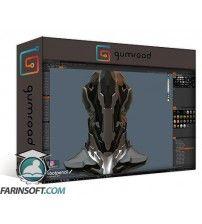 دانلود آموزش Gumroad 3D Coat Hard Surface Basics