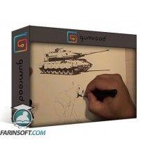 آموزش Gumroad Foundation Patreon - Drawing - Intro to Brush Pen