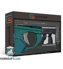 دانلود آموزش Gumroad Fuze 02 – HardSurface Gun Modeling in Maya