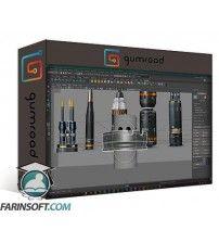 آموزش Gumroad Fuze 07 - Hard Surface Modeling Workflow with Maya 2017