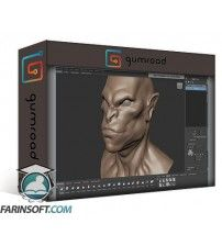 دانلود آموزش Gumroad Mudbox Basics – Quick Start Intro Guide