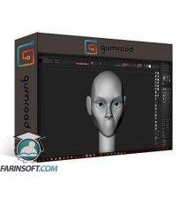 آموزش Gumroad Sculpting The Head by Danny Mac