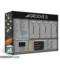 دانلود آموزش Groove 3 Live 9 Compressors & EQs In Action