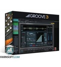 دانلود آموزش Groove 3 Parallel Compression for Drums