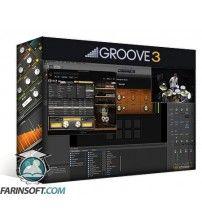 دانلود آموزش Groove 3 Playing MainStage 3 with eDrums