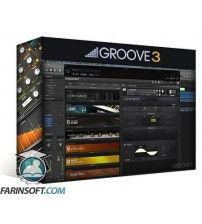 دانلود آموزش Groove 3 Producing Bass Lines with Output SUBSTANCE