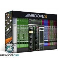 دانلود آموزش Groove 3 Slate Digital VCC 2 Explained
