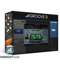 آموزش Groove 3 Producing EDM Vocals in Logic Pro X