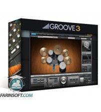 آموزش Groove 3 Creating Realistic MIDI Drums