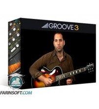 آموزش Groove 3 David Blacker - West Coast Blues