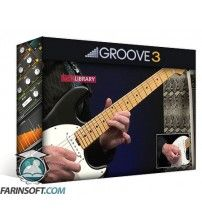 آموزش Groove 3 Lick Library - Learn To Play David Gilmour (2017)