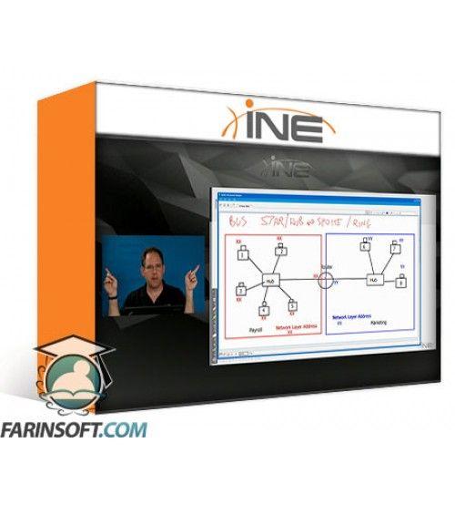 آموزش INE CCNA/CCENT R&S: 100-105 ICND1 Technologies