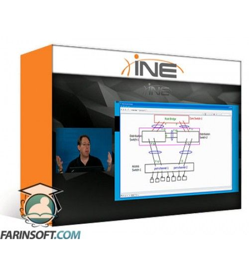 آموزش INE CCNA Routing & Switching Technologies 200-125 v3.0