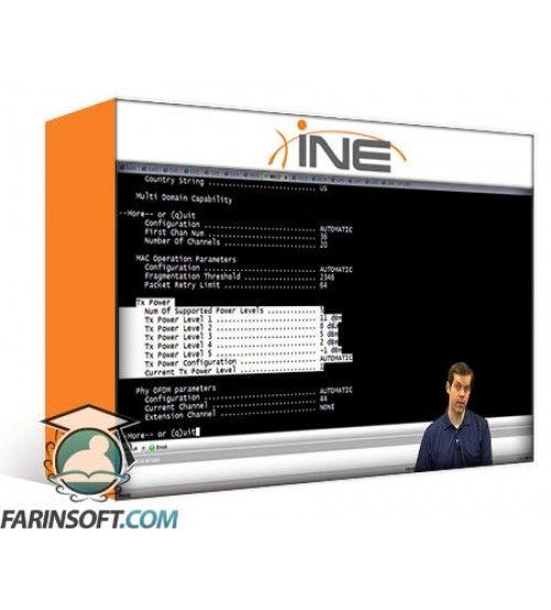 آموزش INE IPExpert – Cisco CCNA Wireless Video on Demand