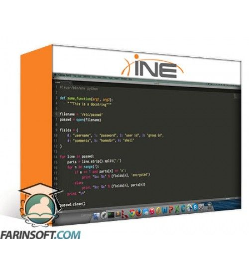 آموزش INE Introduction to Python Programming for Network Engineers