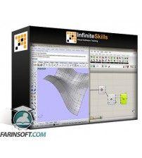 آموزش Infinite Skills Visual Programming in Rhino3D with Grasshopper Training Video