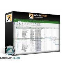 آموزش Infinite Skills Learning Microsoft Project 2016 Training Video