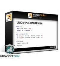 دانلود آموزش Inheritance and Polymorphism with C++ Training Video