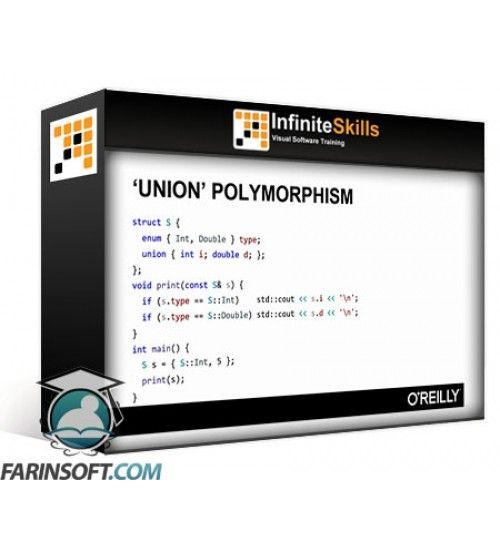 آموزش Inheritance and Polymorphism with C++ Training Video