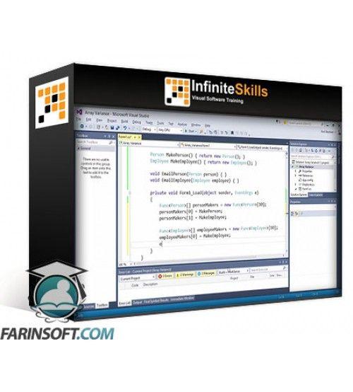 آموزش Mastering Events and Delegates in C# Training Video