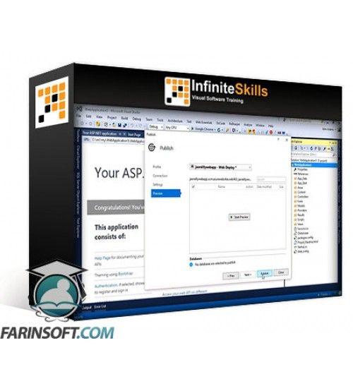آموزش Infinite Skills Building Web APIs with ASP.NET 4.5 Training Video