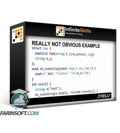 آموزش Infinite Skills Learning paths Beginning C++