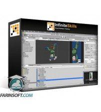 آموزش Infinite Skills Creating 2D Games with Unity Training Video