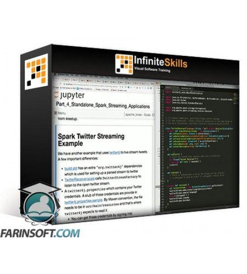 آموزش Mastering Spark for Structured Streaming Training Video