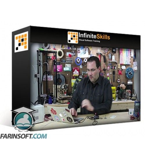 آموزش Infinite Skills Arduino Prototyping Basics Training Video
