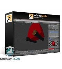 آموزش Infinite Skills The Basics of Designing 3D Art with Blender and Unity