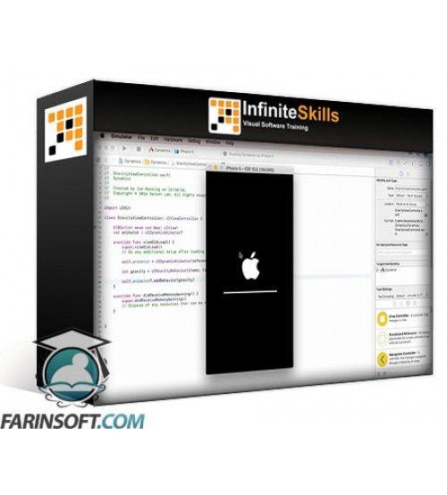 آموزش Infinite Skills UIKit Dynamics