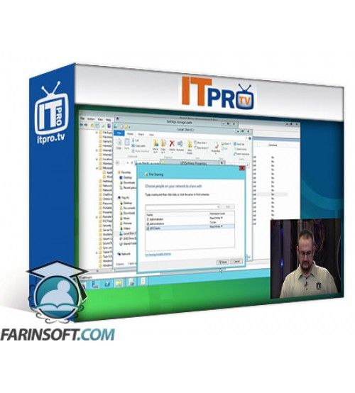 آموزش IT Pro TV Microsoft Desktop Optimization Pack MDOP