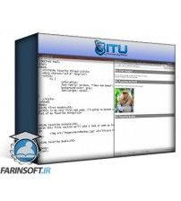 آموزش ITUniversity HTML5 Essentials 2 Parts